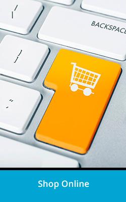 Shop Online Blau