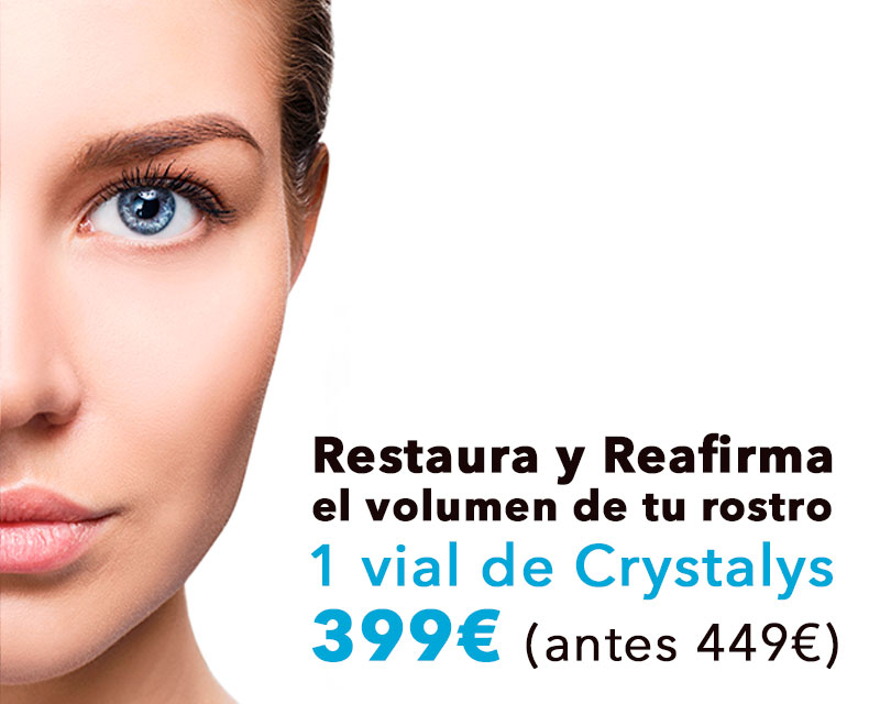Tratamiento Con Hidroxiapatita De Calcio Crystalys®