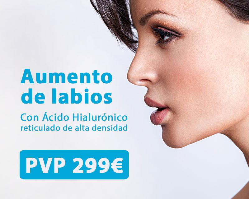 Promoción De Aumento De Labios